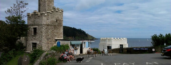 Dartmouth Castle is one of Locais curtidos por Carl.