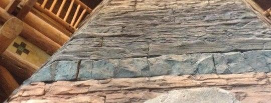 Grand Canyon Fireplace is one of Walt Disney World.
