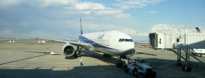 ท่าอากาศยานโตเกียว (ฮาเนดะ) (HND) is one of AIRPORT.