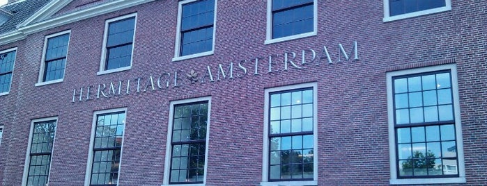Hermitage Amsterdam is one of Amsterdam.