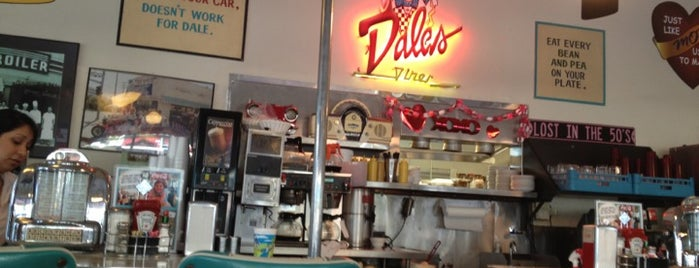 Dale's Diner is one of Long Beach 2021.