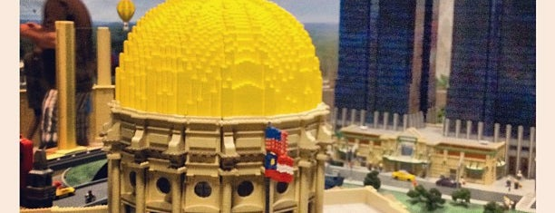 LEGOLAND Discovery Center Atlanta is one of Atlanta Metro.
