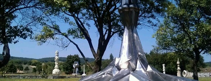 Skulpturpark Winden is one of Orte, die Mario gefallen.
