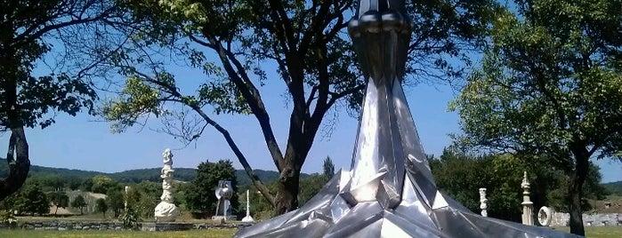 Skulpturpark Winden is one of Posti che sono piaciuti a Mario.