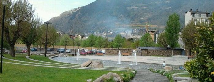 Parc del Prat Gran is one of Lugares guardados de David.