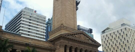 Brisbane City Hall is one of Around The World: SW Pacific.