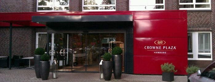 Crowne Plaza Hamburg - City Alster is one of Hotel.