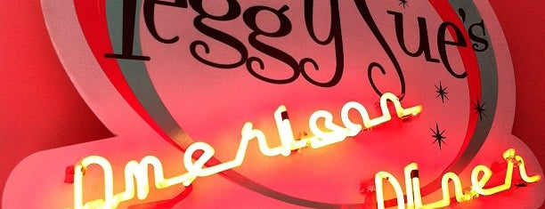 Peggy Sue's is one of Best Burger in Town (Barcelona).
