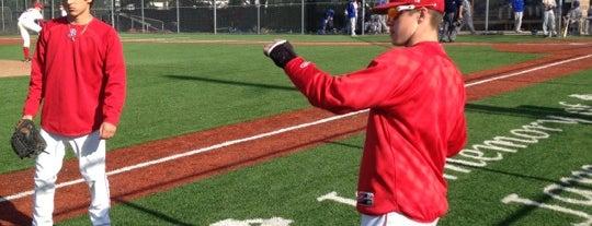 St John's Baseball Field is one of Stuff to Do NYC.