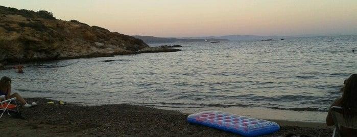 Όρμος Βαμβακούση is one of Athens Beach.