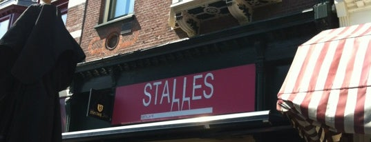 Café Stalles is one of Europe trip.