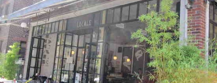 Locale is one of Astoria Spots.