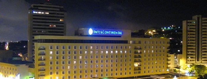 Intercontinental Cali, un Hotel Estelar is one of Posti che sono piaciuti a Alejandro.