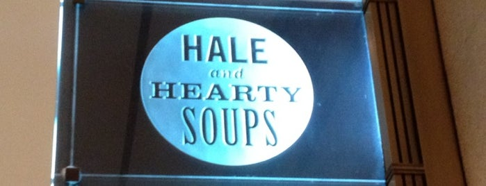 Hale & Hearty is one of Midtown Lunch.