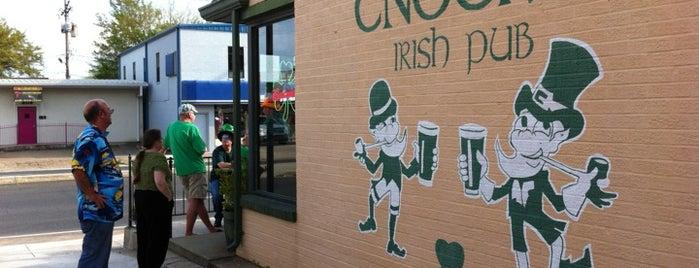 Enoch's Irish Pub is one of monroe, la.