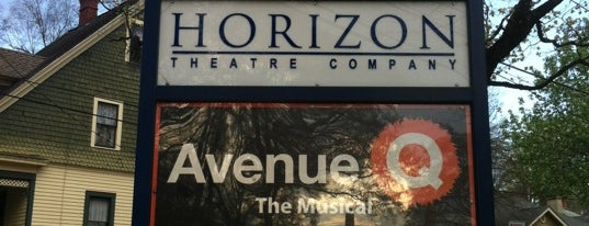 Horizon Theatre is one of New Play Havens.