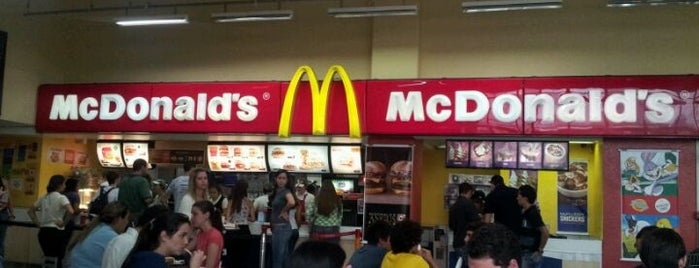 McDonald's is one of Comilanças.