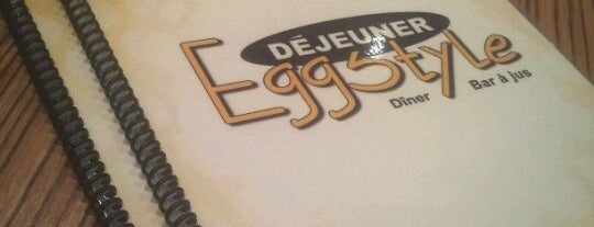 Eggstyle is one of Restaurants.