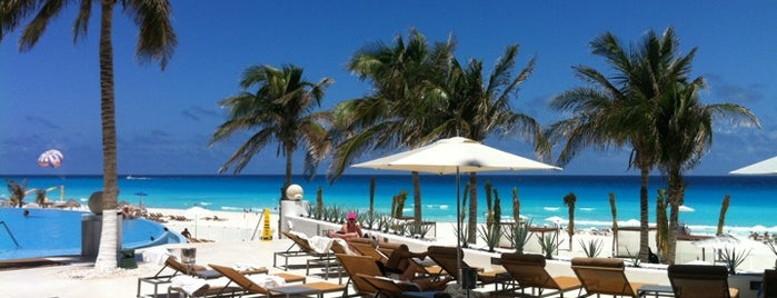 Le Blanc Spa Resort is one of Explore the Mayan Paradise: Cancún #4sqCities.