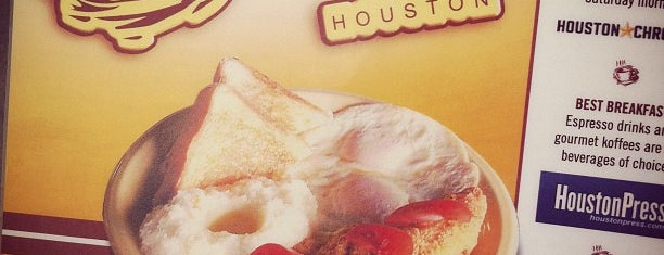 The Breakfast Klub is one of Houston.