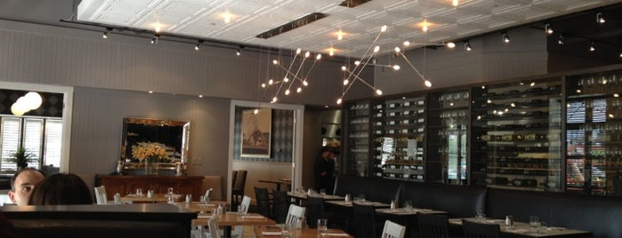 Oliver & Bonacini Café Grill, Bayview Village is one of Toronto Restaurant Bucket List.