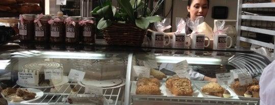Baker & Banker is one of SF Chronicle Top 100 Restaurants 2012.