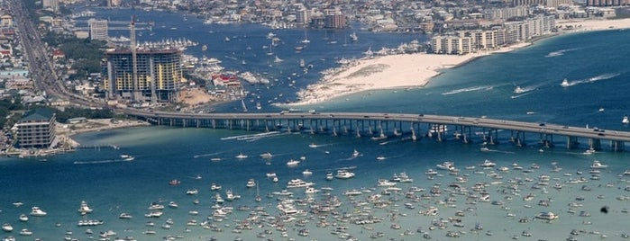 Destin Bridge is one of Great Outdoors - Top Picks.