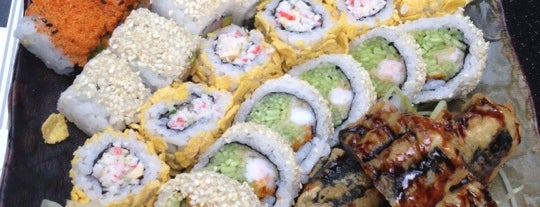 Sushi Express & Chinese Express is one of Restaurants, Cafes, Lounges and Bistros.