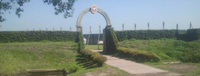 Fort Caroline National Memorial at the Timucuan Preserve is one of Museums.