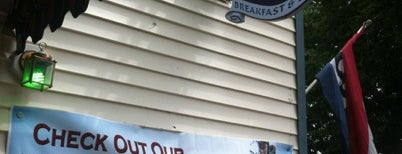 Brass Compass Cafe is one of Maine.