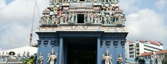 Sri Srinivasa Perumal Temple is one of Singapore/シンガポール.