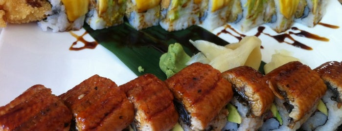Sushi Maki Brickell is one of Paolaさんのお気に入りスポット.