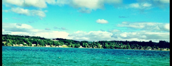 The Purdy Spit is one of WA.