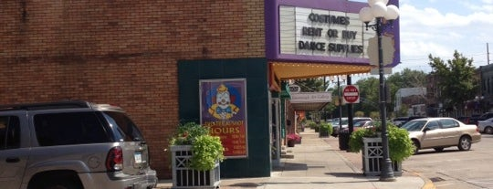 Theatrical Shop is one of Evan[Bu] Des Moines Hot Spots!.