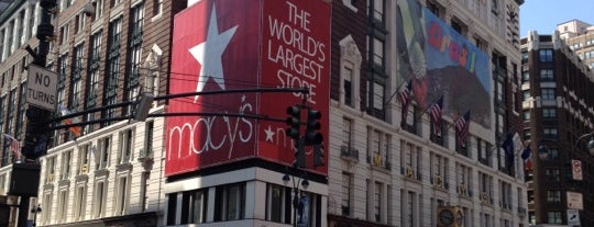 Macy's is one of All-time favorites in United States (Part 1).