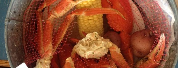 Joe's Crab Shack is one of Favorite Restaurants.