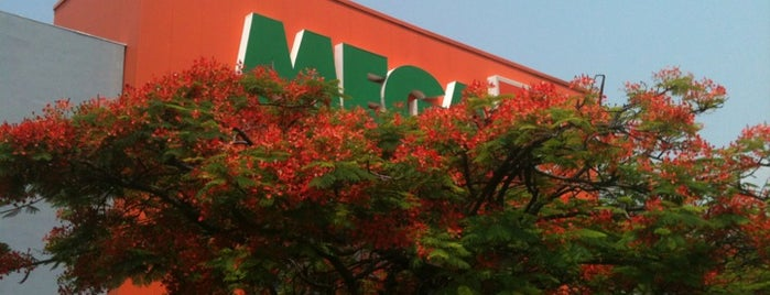Mega Comercial Mexicana is one of Jose : понравившиеся места.