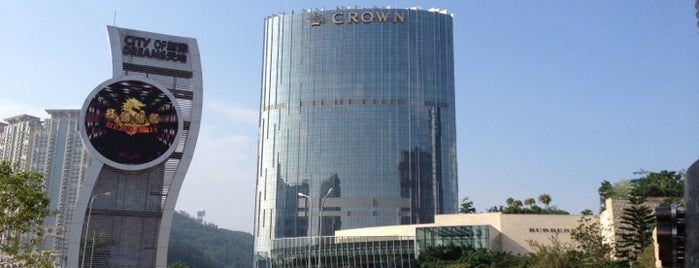 City of Dreams Macau is one of Gambling Emporium.