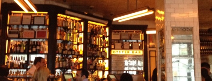 Schiller's Liquor Bar is one of NYC Bars w/ Free Wi-Fi.