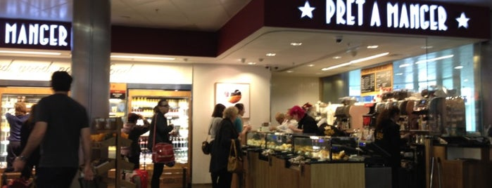 Pret A Manger is one of Went before 3.0.