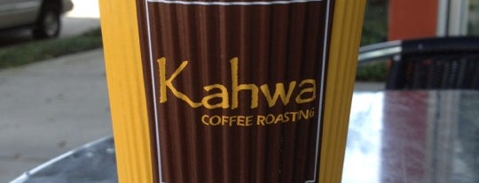 Kahwa Coffee is one of Guide to St Petersburg's best spots.
