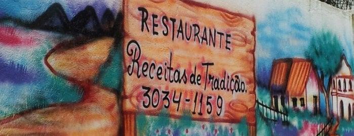 Restaurante Receitas De Tradição is one of Lugares legais em Recife e adjacências.