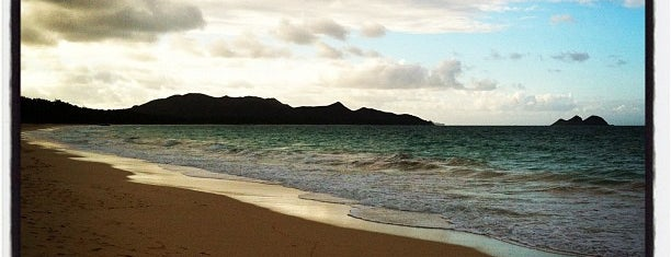 Waimanalo Bay State Recreation Area is one of Favorite Local Kine Hawaii.