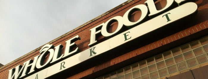Whole Foods Market is one of Shopping around town.