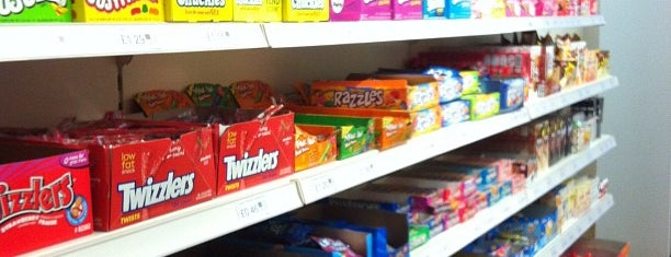Cybercandy is one of London.
