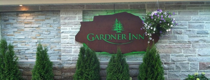 Gardner inn is one of Lieux qui ont plu à Vishal.