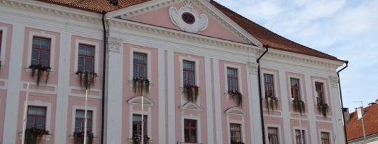 Tartu is one of Locais salvos de Ossi.