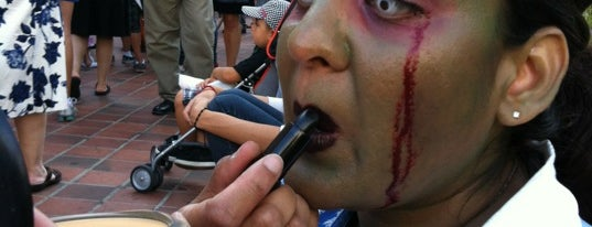Zombie Walk: San Diego is one of Cool Places.