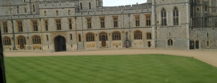 Windsor Castle is one of London Essentials.