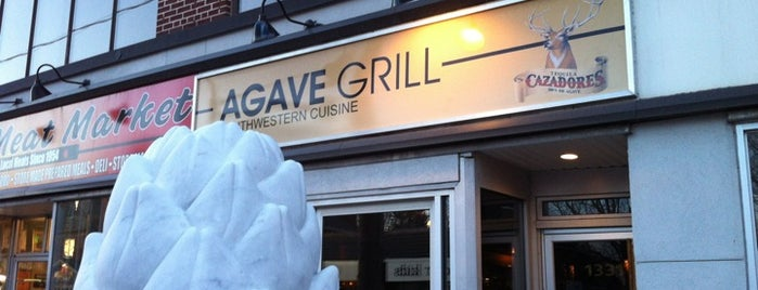 Agave Grill is one of Stef 님이 좋아한 장소.